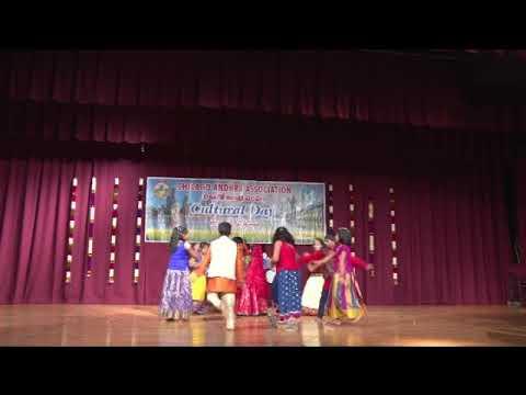 "CAA - 2017 AP Cultural Festival - Oct 14th 2017 - Item-9 ""Ra Randoi Veduka Chudam"""