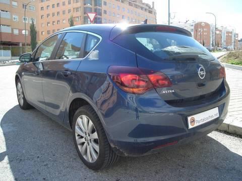 Opel astra glp prueba