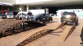 Test Drive Renault Koleos Vs Test Drive Renault Duster