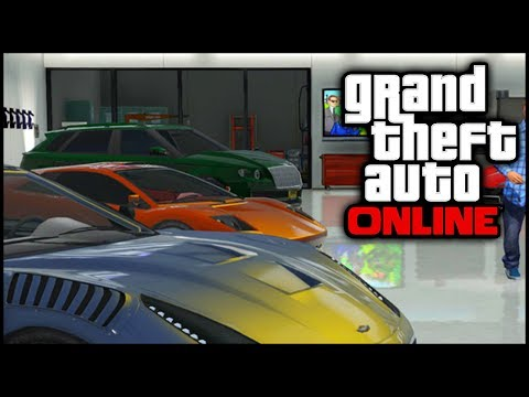 GTA 5 DLC - Leaked DLC Car Image & High Life DLC Release Date Theory on GTA 5 Online (GTA 5 DLC)