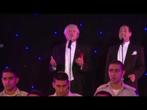 Shimon and Dov Farkas sing Unetaneh Tokef