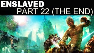 Let's Play Enslaved: Odyssey To The West - Part 22 - The Ark (The End)