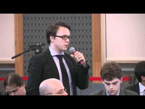 TV jaja - Krzysztof Gonciarz w kancelarii premiera. ACTA