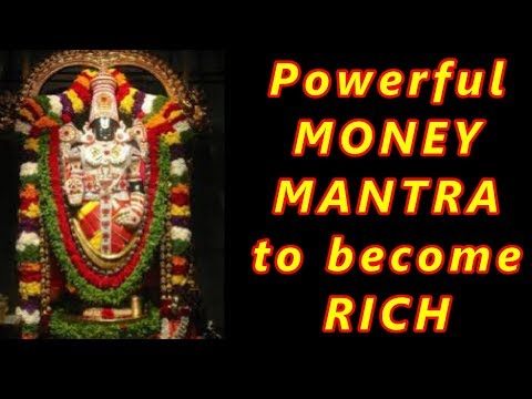 Money Mantra - Mantra to become Rich