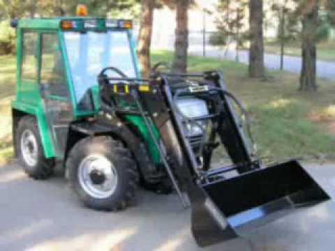 Malotraktory a žací stroje Wisconsin Engineering