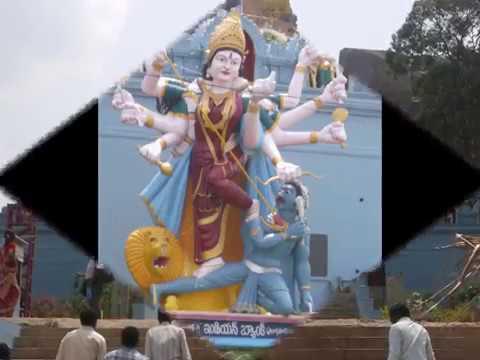 boyakonda Gangamma Temple, Chowdepalle, Chittoor District, Andhrapradesh