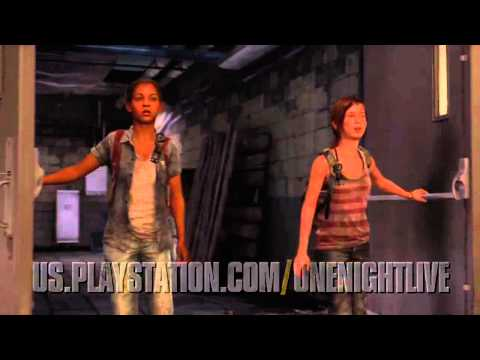 The Last of Us   One Night Live Trailer PS4