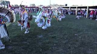 26th Annual Oglala Lakota Nation Pow Wow 1st Grand Entry
