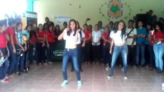 Baile De Menea Tu Chapa Preparatoria 14 De Sep. TM
