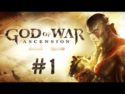 God of War: Ascension Gameplay #1 - Let's Play God of War 4 German