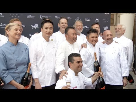 Uncork'd food festival spices up Las Vegas