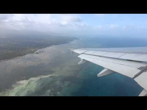 Take off - Puerto Princesa Airport