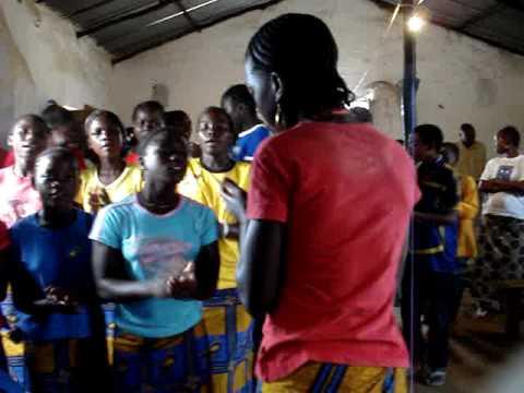 Louvor das angolanas - parte 3