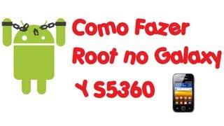 Root Samsung Galaxy Y S5360 [PT-BR]