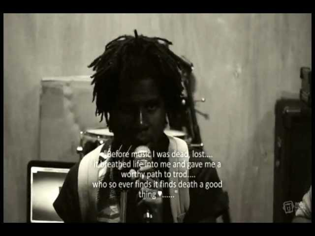 "Chronixx ""The man behind the music"""