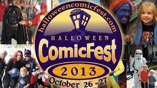 Halloween ComicFest at Stadium Comics DOORCRASHER and SALE DETAILS!