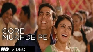 Gore Mukhde Pe - Special 26 Full HD Video Song