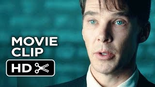 The Imitation Game Movie CLIP Game (2014) Keira