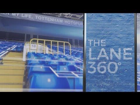 TOTTENHAM HOTSPUR LAUNCHES THE LANE 360
