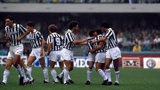 28/10/1990 - Serie A - Juventus-Inter 4-2 Highlights