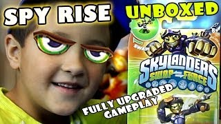 Spy Rise Unboxing + Fully Upgraded Gameplay Arena Battle