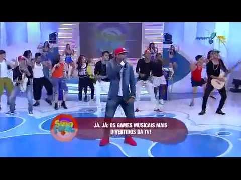 Sábado Total - AO VIVO: Banda Gasparzinho canta