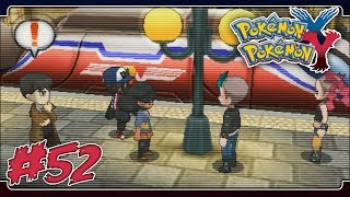Pokemon X And Y Playthrough Part 52 Looker: Chapter 3