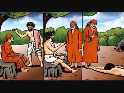 Shirdi Sai Nakshtra Malika Telugu or Shirdi Sai Chalisa Telugu -_Sk4FIkvqUs