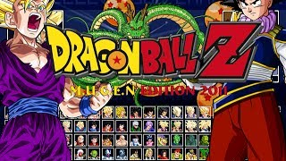 Dragon Ball Z Mugen Edition 2011 By Ristar87