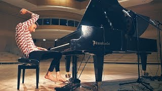 AFRICA - Toto x Peter Bence (Piano Cover)