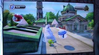Disney Infinity Monsters University Video Walkthrough (Wii