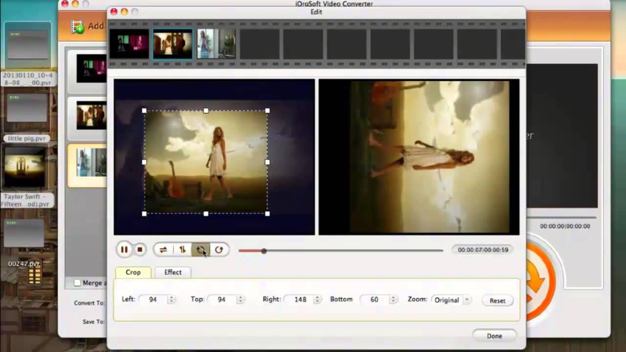Video converter to 3GP