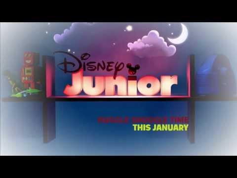 Disney Junior HD UK - New January 2014 Advert