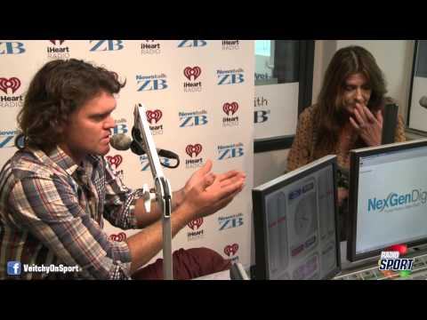Newstalk ZB and Radio Sport: Lou Vincent - Part 4
