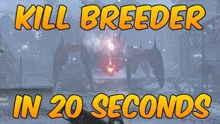 """Extinction Nightfall"" HOW TO BEAT BOSS BREEDER In 90"