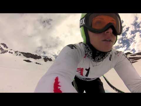 Anna Fenninger - Vorbereitung 2014   720p
