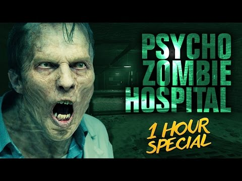 PSYCHO ZOMBIE HOSPITAL - 1 HOUR SPECIAL (Part 2) ★ Call of Duty Zombies Mod (Zombie Games)