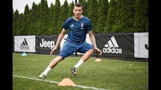 No pain. No gain.   Juventus hard at work in Boston