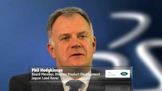 CATIA V6 | Customer | Jaguar Land Rover: Transforming its business with Version 6
