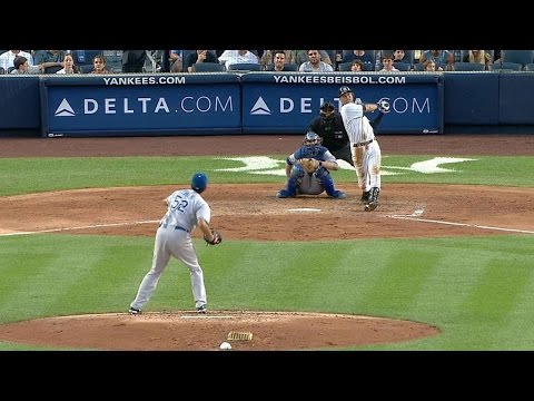 Jeter hits an inside-the-park home run