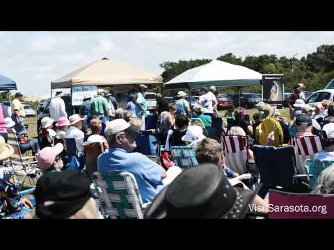 Visit Sarasota County: Suncoast BBQ and Bluegrass Bash