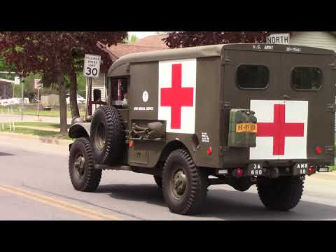 Champlain Memorial Day Parade 5-25-20