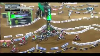 AMA Supercross 2015 Daytona rd10 450 Main, AMA Supercross 2015 Rd #16