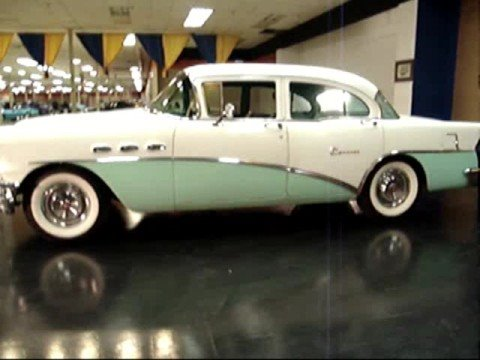 Sold 1956 buick special all original special youtube for 1956 buick special 4 door