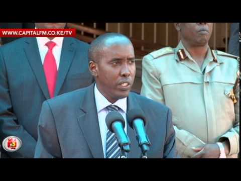 Political link likely in Mpeketoni attack - Lenku
