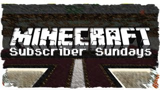 Minecraft Subscriber Sundays: CRUSTY HACKS BRO!! (Ep. 1)