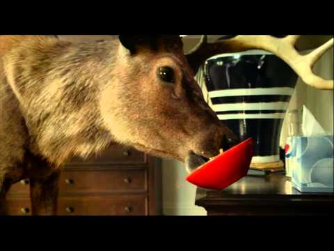 Grown Ups 2 Movie Clip | Deer in the House | 1080i