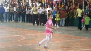 Magdiel En Un Concurso De Baile De Cuerdas