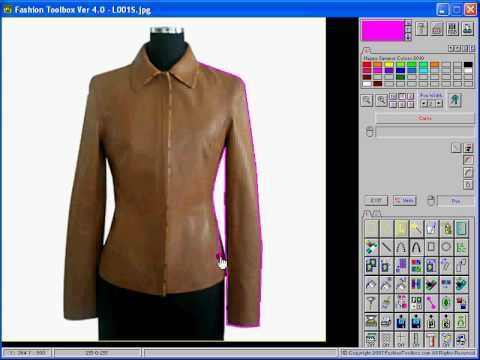 Clothing Design Software Free quot Fashion Design Software quot