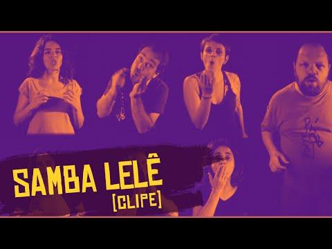 Barbatuques - CD Tum Pá - Samba Lelê